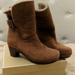 Low Heel UGG Boots